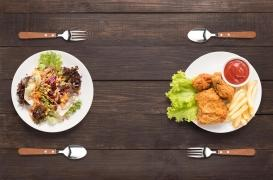 Végétariens et vegans auraient un risque plus élevé d'AVC