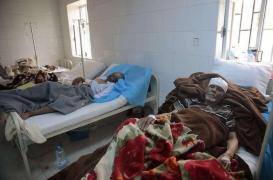 Yémen : les hôpitaux face à <br>200 000 cas de choléra