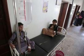 Yémen : plus de 600 000 cas de choléra attendus