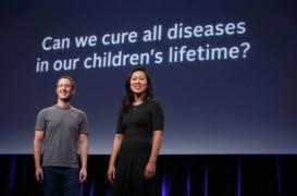 Mark Zuckerberg déclare la guerre aux 4 maladies les plus meurtrières