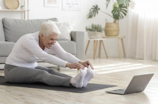 Rester souple en vieillissant, c'est avant tout une question de nerfs