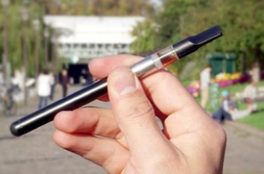 La e-cigarette à base de cannabis fait polémique