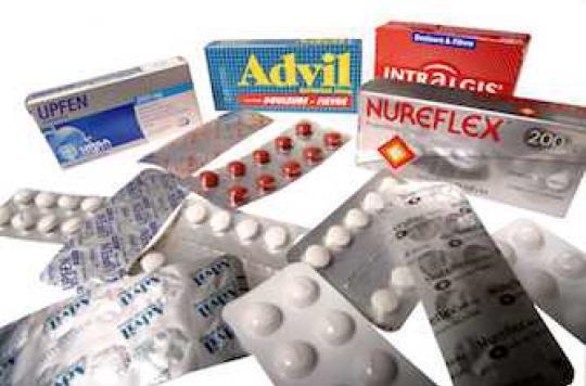 L'ibuprofène pourrait allonger l'espérance de vie