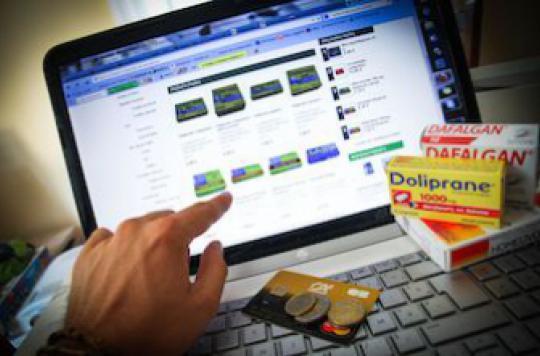 Médicaments sur Internet : les Français se montrent méfiants