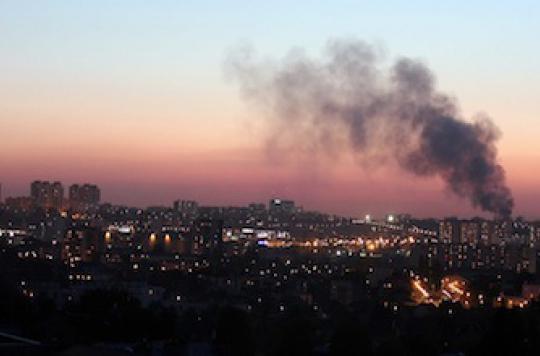 Pollution : les particules fines néfastes en-dessous des seuils