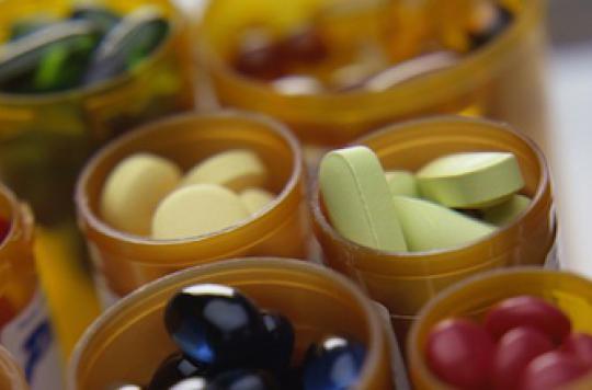 Les experts dénoncent l'intérêt des compléments alimentaires