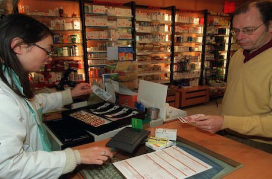 Médicaments sans ordonnance : l'exemple italien