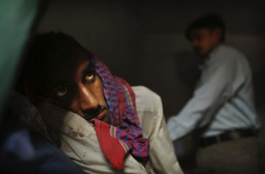 La tuberculose multi-résistante traverse les frontières