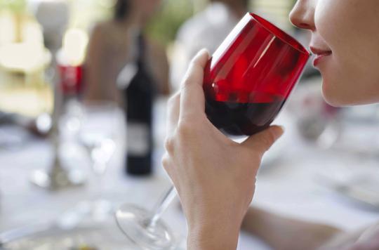 Le vin bénéfique pour 15 % de la population seulement