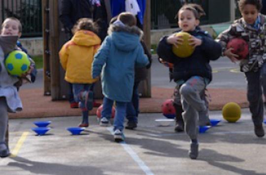 Accidents chez les 4-6 ans : les garçons deux fois plus casse-cous que les filles