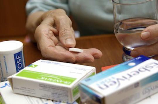 Coup de frein historique sur la consommation de médicaments