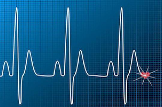 Le sida favorise  l\'infarctus