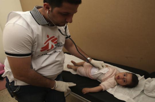 MSF : 8 millions de patients et de nouvelles missions