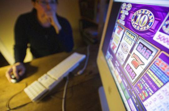 Jeux sur Internet : 1 joueur sur 5 à risque