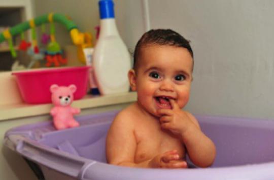 Hygi ne pour b b comment viter les produits toxiques - Produit bebe non toxique ...