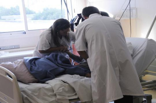 L\'euthanasie reste un acte marginal en France