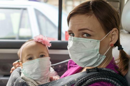 Pollution : les enfants exposés ont des séquelles pulmonaires