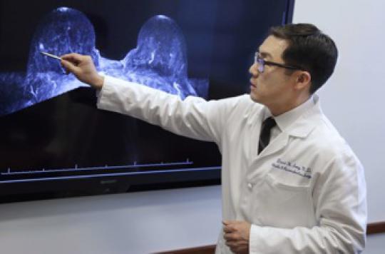Cancer du sein : 100 cigarettes dans une vie augmente le risque de 30%