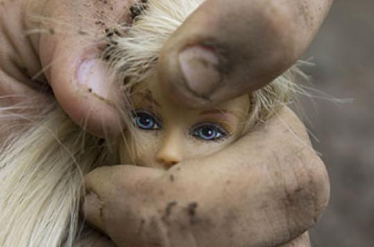 Les femmes battues peuvent souffrir de troubles psychotiques