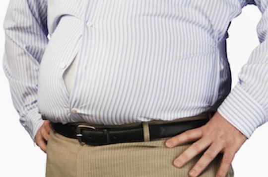 Se serrer la ceinture, un risque de cancer de l'oesophage
