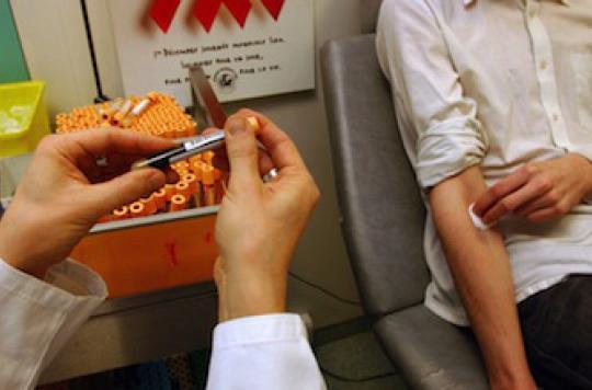 Le dépistage du VIH reste trop rare en France