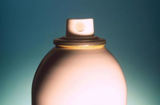 Mort d'un ado : sniffer du déodorant, une pratique dangereuse