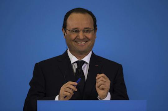 Bulletin de santé: François Hollande va bien