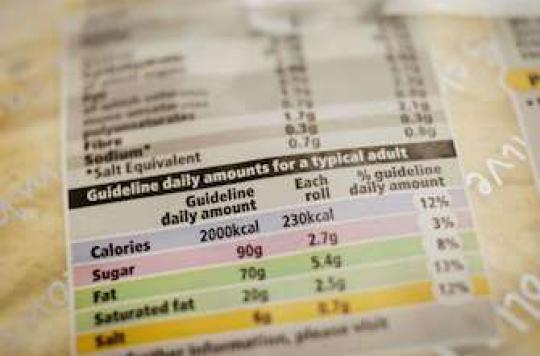 Etiquetage nutritionnel : la grande distribution riposte