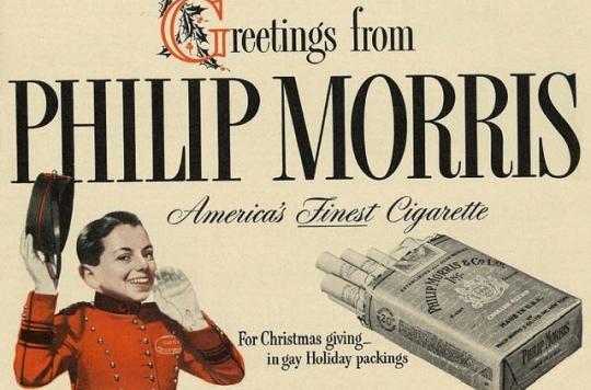 Tabac : des documents internes révèlent la stratégie de Philip Morris