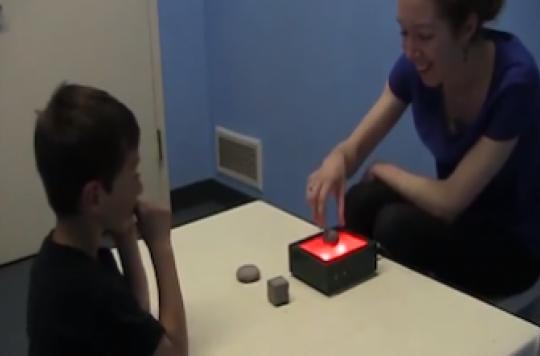 Les enfants de 5 ans décodent mieux la technologie que les adultes