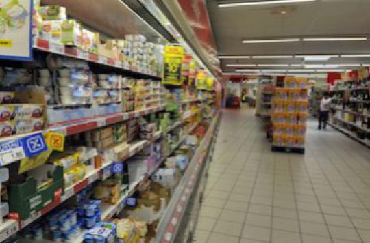 Code couleurs sur les aliments : un 1er test concluant