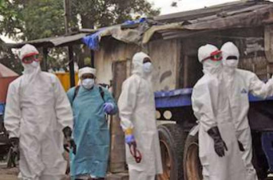 Ebola : des infirmiers du Liberia en grève pour leurs conditions de travail