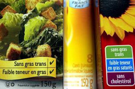 Alimentation : les Américains veulent en finir avec les acides gras trans