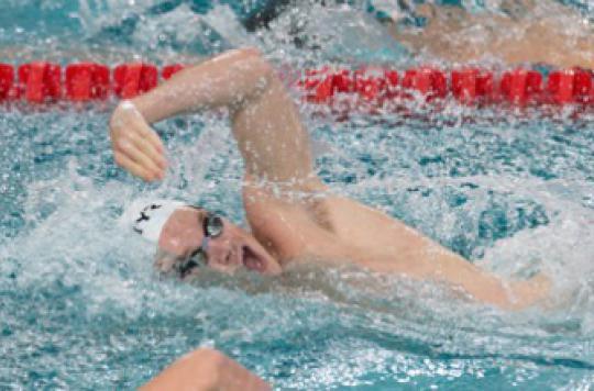 Asthme : une maladie répandue chez les nageurs olympiques
