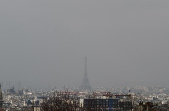 Pollution de l'air : le palmarès des villes françaises