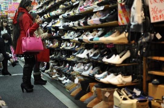 Valenciennes des chaussures chinoises causent des - Magasin chaussure valenciennes ...