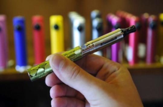 E-cigarettes : 1400 cas d'empoisonnement aux Etats-Unis
