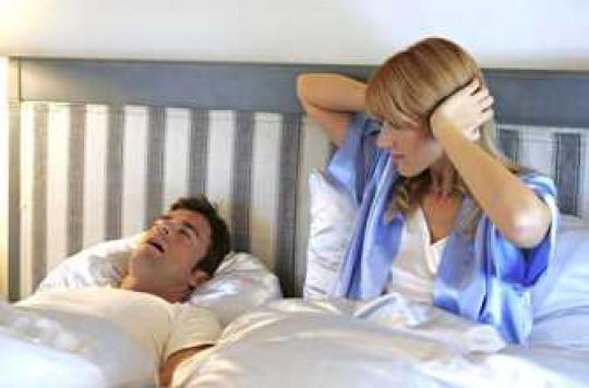 Apnée du sommeil : 6 patients sur 10 ne se soignent pas