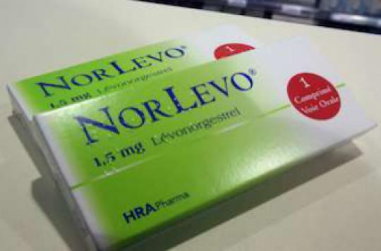 Pilule du lendemain : efficacité maintenue chez les femmes de plus de 75 kg