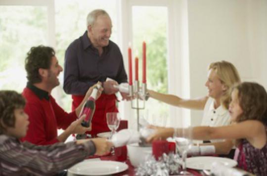 Binge drinking : le rôle important des parents