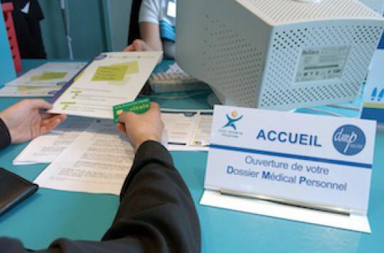 Dossier médical personnel : une facture de 500 millions d'euros