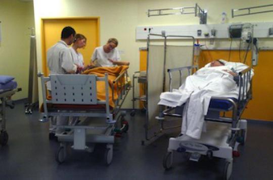 La saturation des urgences augmente la mortalité