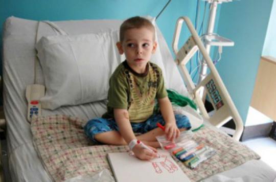 Cancers de l'enfant : parent pauvre de l'innovation thérapeutique