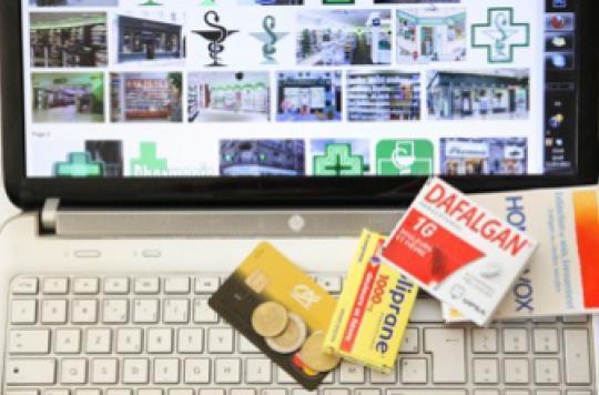 Médicaments sur Internet : 41% des Français demandent une baisse des prix