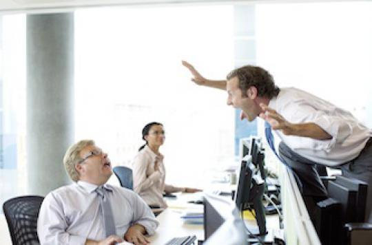 Le stress ressenti augmente le risque d\'infarctus
