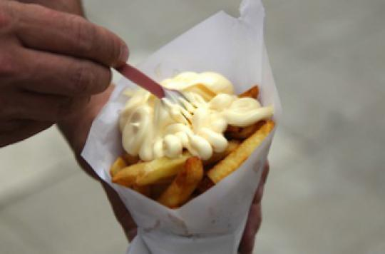Manger gras pourrait affecter l'odorat