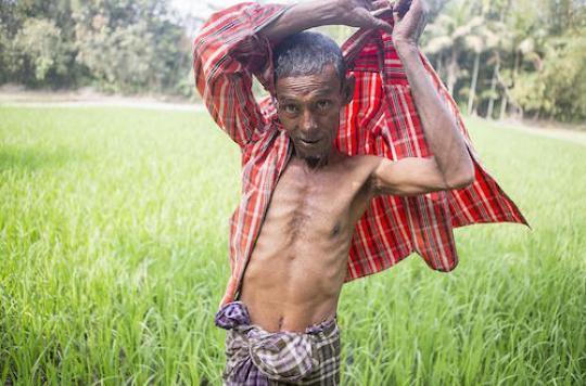 Bangladesh :  20 millions de personnes boivent de l'eau contaminée à l'arsenic