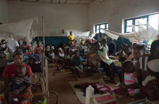 RDC : flambée de paludisme dans le nord-est du pays