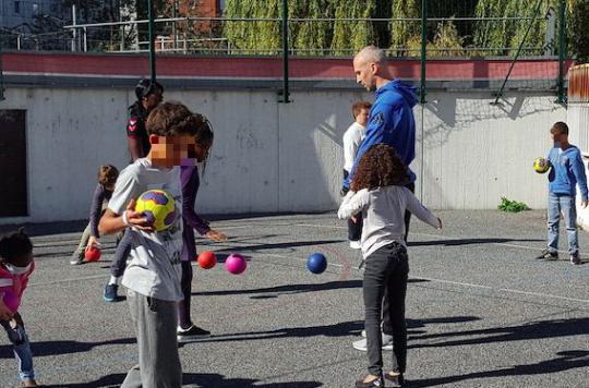 Sport à l'hôpital : quand les enfants oublient leur maladie