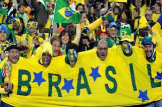 Mondial 2014 : victoire des marques d'alcool et défaite de la santé